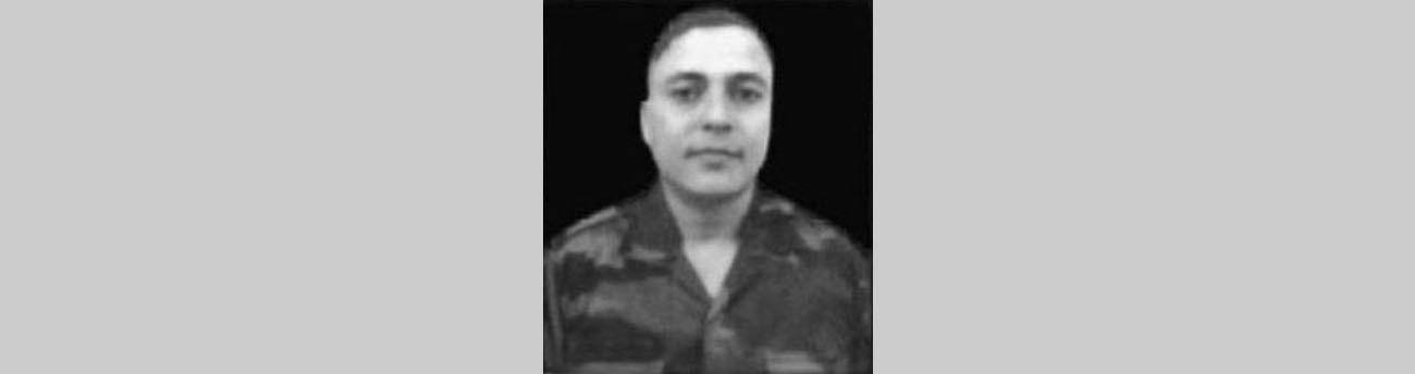 भारतीय सेनाका हवल्दार कार्की।