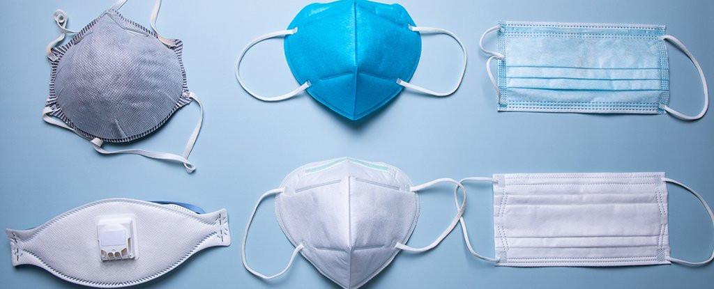 कोरोना संक्रमणबाट बच्न कुन मास्क कति प्रभावकारी?