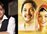 निर्देशक विनोद पौडेल (बाँया) र फिल्म 'डोर' को पोस्टर (दाँया)