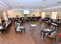 तस्बिर सौजन्य : राजन काफ्ले/प्रधानमन्त्रीको स्वकीय सचिवालय।