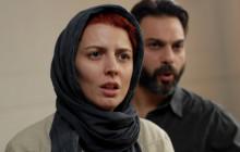 इरानी फिल्म 'अ सेपरेसन'को दृश्य।