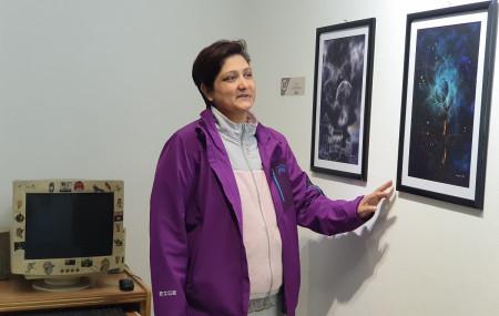 कलाकार जया शर्मा