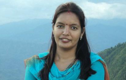 लक्ष्मी देवी गौँडेल।